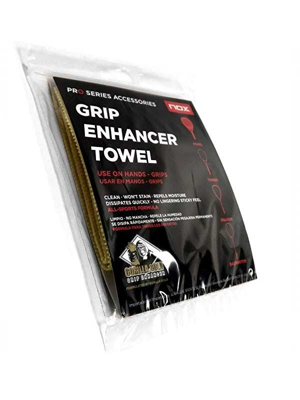 NOX Grip Enhancer Towel - Asciugamano per Paddle - prodotto Padel