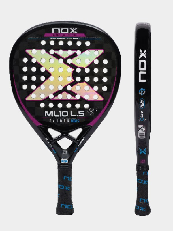 ML10 Luxury L.5 Carbon 18K - Nox 2020 - prodotto Padel