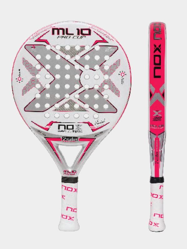 ML10 Pro Cup Silver - Nox 2020 - prodotto Padel